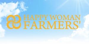 HAPPY WOMAN FARMERS'