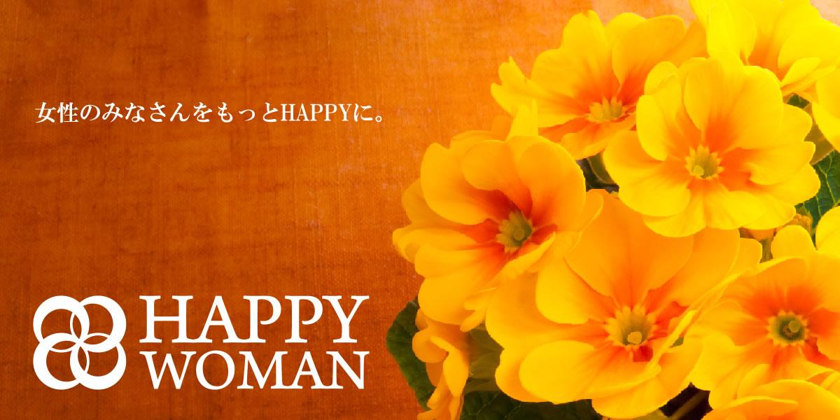 HAPPY WOMANPPY WOMAN