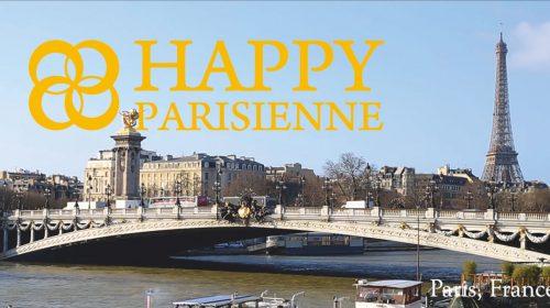HAPPY PARISIENNE