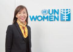 石川 雅恵氏|UN WOMEN