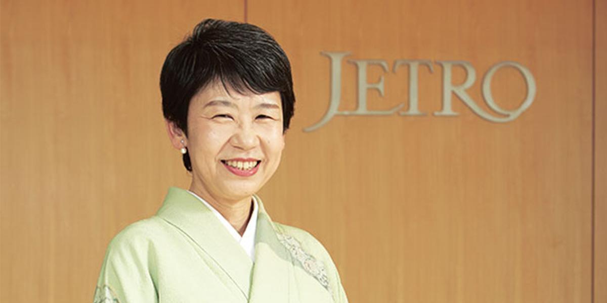 佐藤 百合氏|ジェトロ