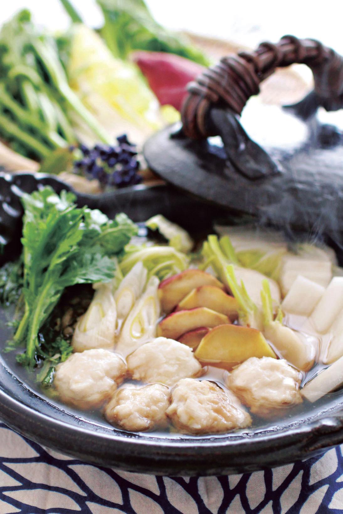 国産たくさん鍋
