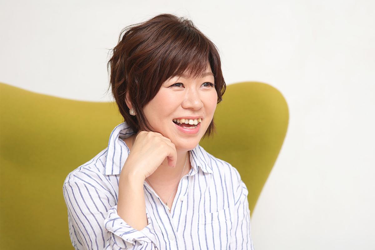粟生 万琴氏|HAPPY WOMAN FORUM|ゲスト
