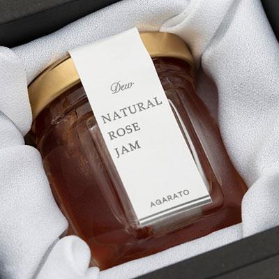 Natural Rose Jam