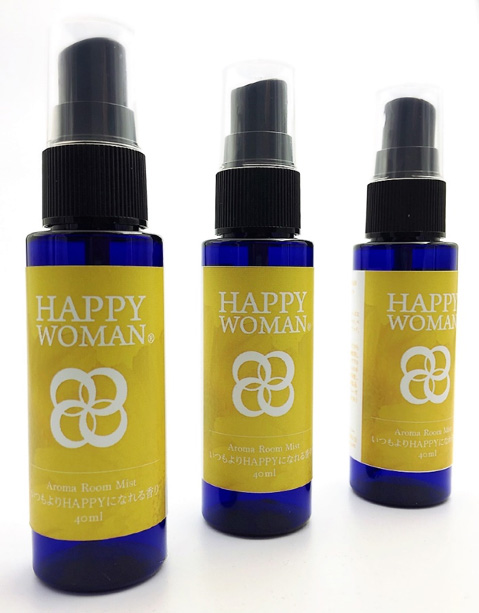 HAPPY WOMAN Aroma Room Mist