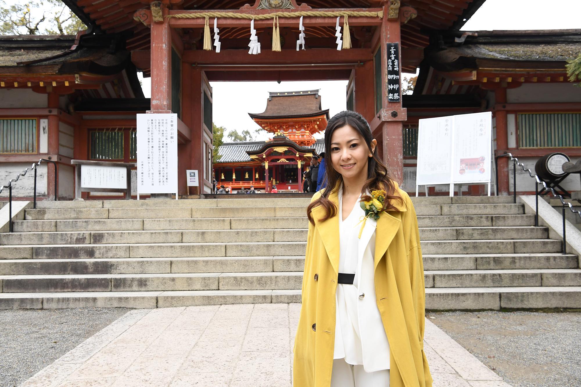 【開催レポート】HAPPY WOMAN FESTA KYOTO 2019|石清水八幡宮