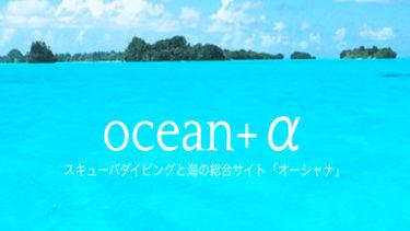 【ハッピーアースサンブロック】スキューバダイビングと海の総合サイト「オーシャナ」にてご紹介いただきました