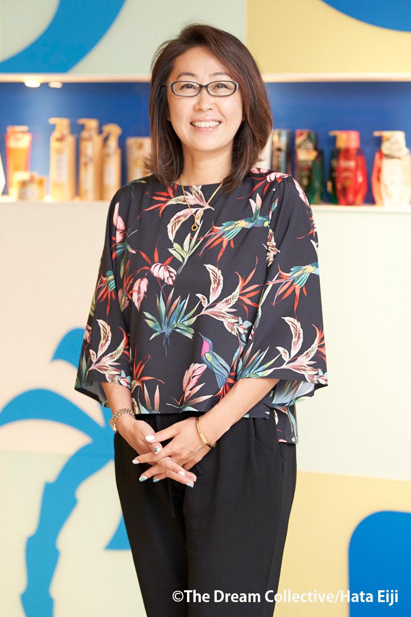 島田由香 (ユニリーバ・ジャパン・ホールディングス株式会社 取締役 人事総務本部長)