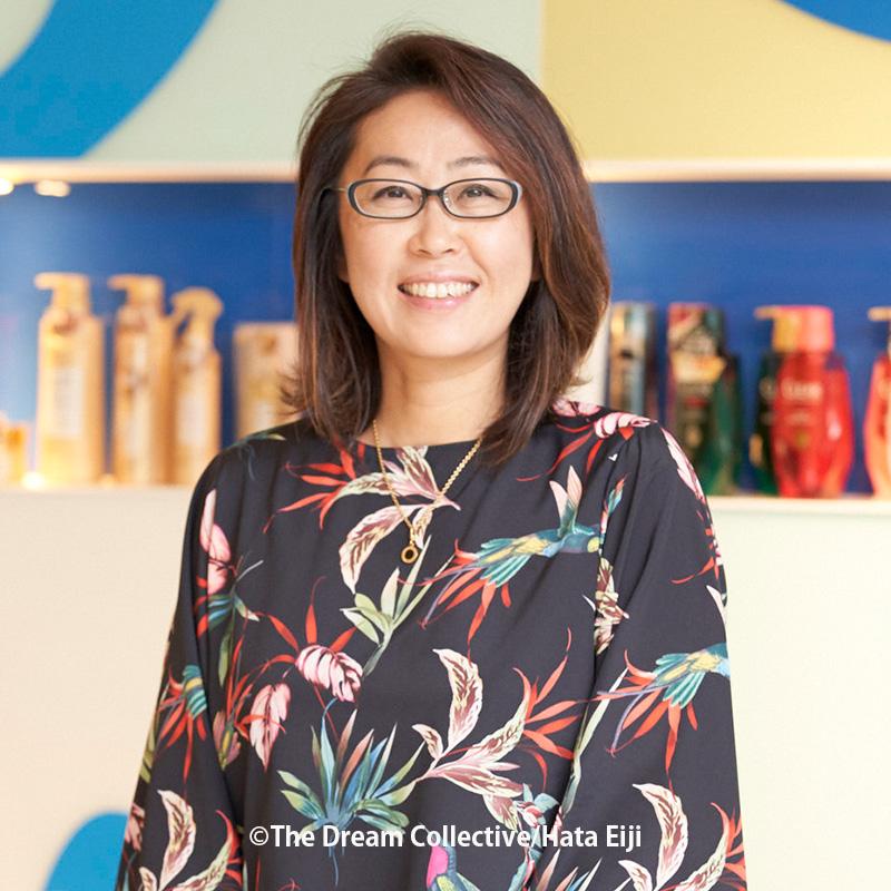 島田 由香氏 ユニリーバ・ジャパン・ホールディングス株式会社 取締役