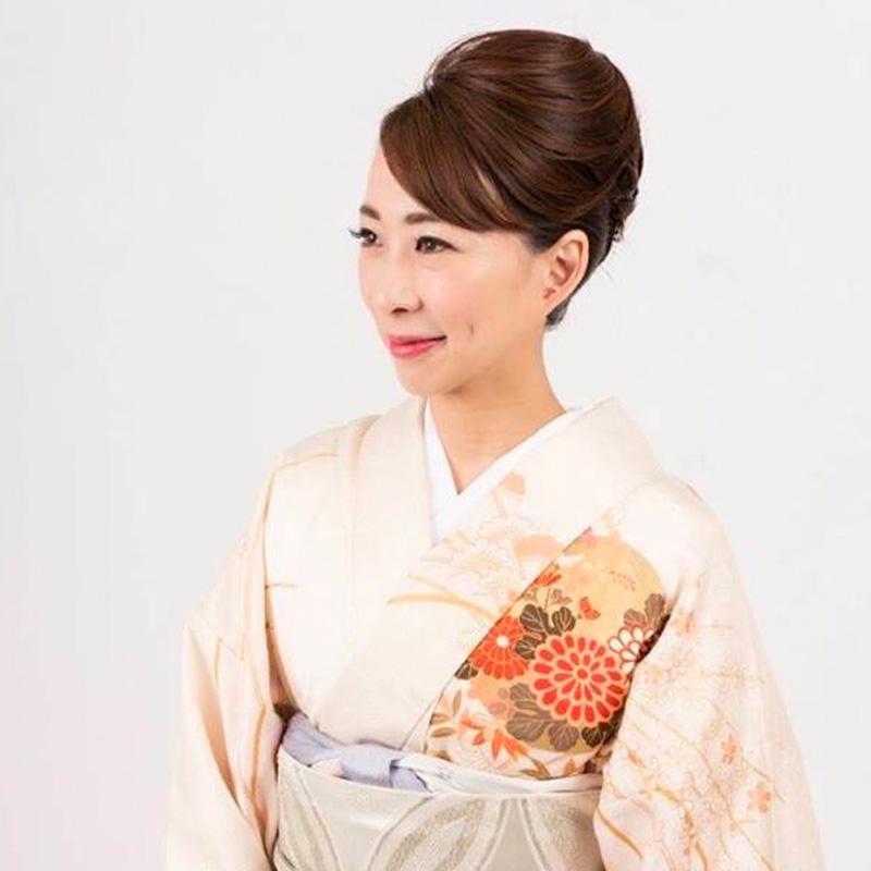 木村麻子氏 全日本伝統文化後継者育成支援協会
