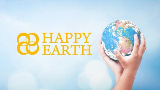 HAPPY EARTH ハッピーアース for SDGs