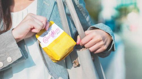 【国際女性デー】HAPPY YELLOWキャンペーン|カロリーメイトゼリー アップル味 1箱(6袋)をプレゼント