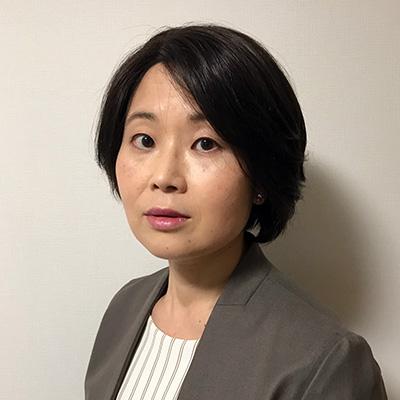 外務省 地球規模課題総括課長 吉田 綾