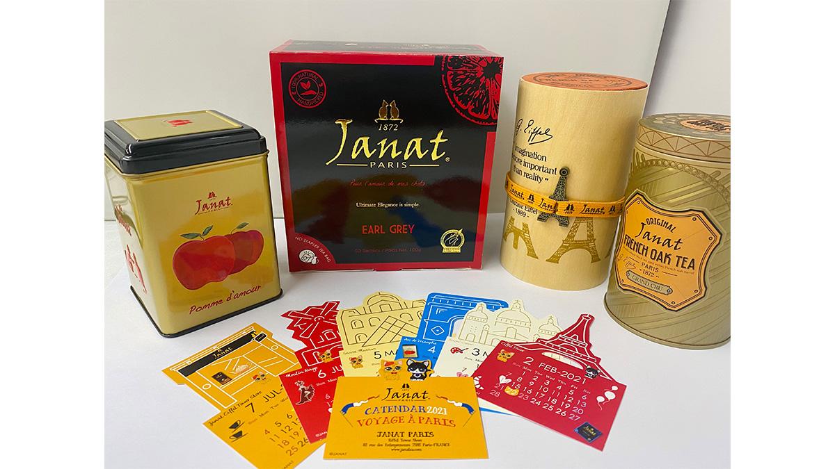 【国際女性デー】HAPPY YELLOWキャンペーン|JANATギフトボックスをプレゼント